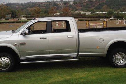 2015 Ram 3500 Cummins diesel 4x4 dually