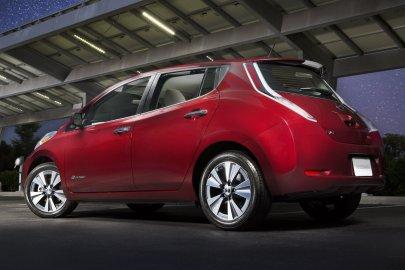 2016,Nissan,Leaf,electric car,bigger battery
