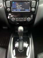 2015 Nissan, Rogue SL, interior