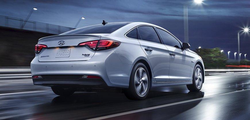 2016 Hyundai, Sonata Hybrid,mpg
