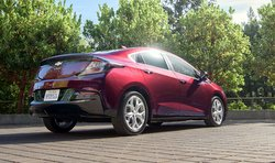 2016,Chevy,Chevrolet,Volt, Green Car of the Year