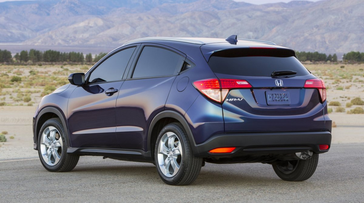 2016 Honda,HR-V AWD,styling,design