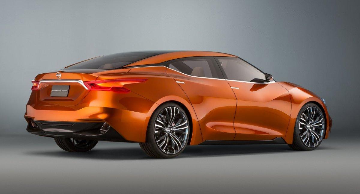 Nissan, Sport Sedan, Concept
