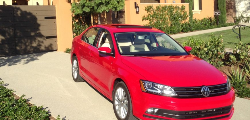 2015 volkswagen jetta 1 8t se road test clean fleet report. Black Bedroom Furniture Sets. Home Design Ideas