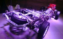 2016 Nissan,Titan XD,chassis,tough