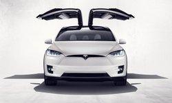 Tesla,Model X,falcon doors,mpg,electic car
