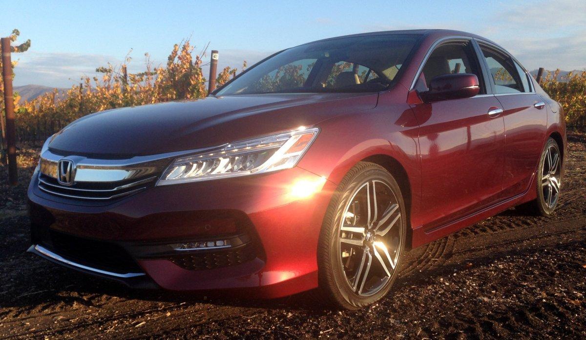2016,Honda,Accord,V6,fuel economy,mpg