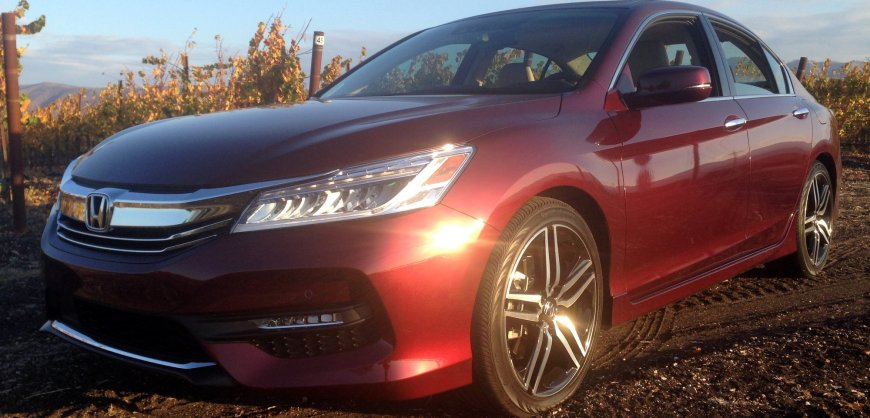 2016,Honda,Accord,V6,fuel economy,mpg