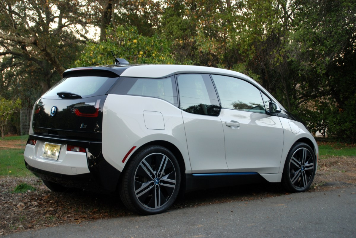 BMW,i3,electric car,plug-in hybrid,EV,