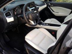 2016,Mazda,6,interior,style,design,mpg