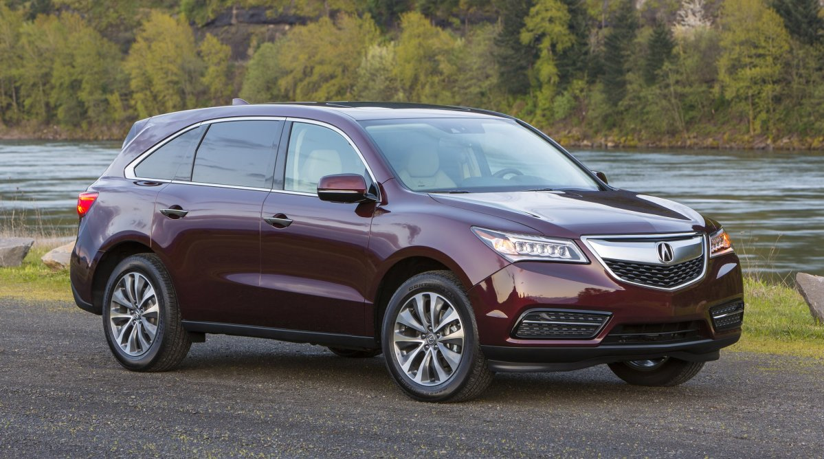 2016,Acura,MDX,AWD,mpg