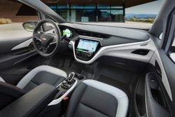 2017 Chevrolet Bolt,Chevy,EV,interior,infotainment