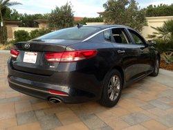 2016 Kia Optima LX, mpg,fuel economy,styling