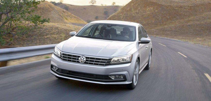 2016 Volkswagen Passat, fuel economy