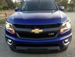 2016 Chevrolet, Colorado Diesel,,mpg,fuel economy,review