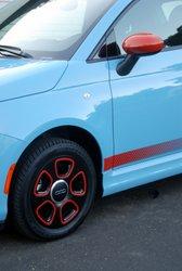 2016 Fiat 500e, EV, electric car,