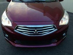 2017 Mitsubishi Mirage,mpg,fuel economy,price