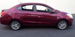 2017 Mitsubishi Mirage,styling, mpg