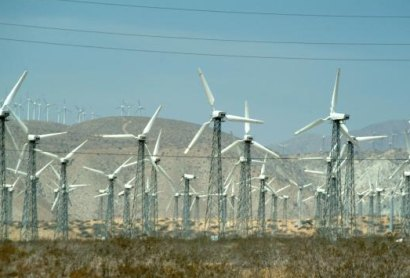 Wind Farm Blows Full Steam Ahead Cape Town Green Map