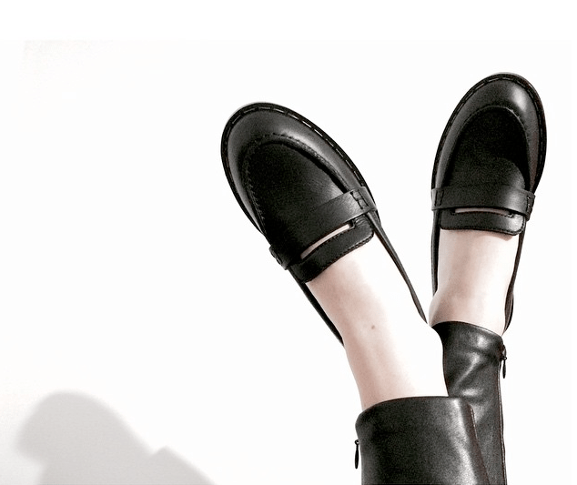 Clelia Tavernier: Mocassin | Shoes -  Hiphunters Shop