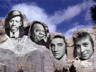 Who is on your Mt. Rushmore of American Music?