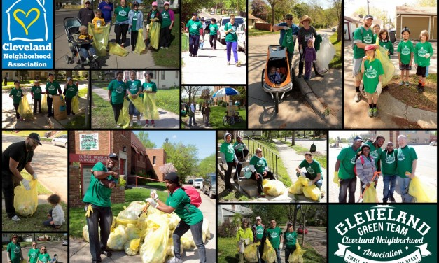 Spring Clean Up 2016 – May 7th