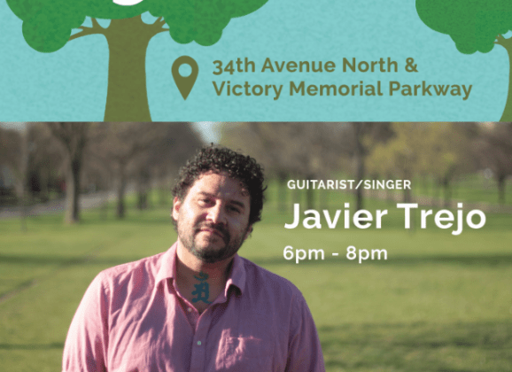 Javier Trejo at Live on the Drive August 13th