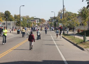 Open Streets on Lowry: See You September 26th