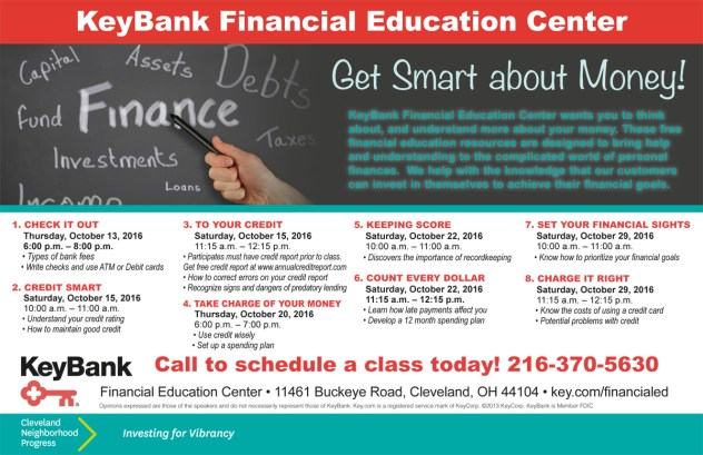 Set Your Financial Sights - KeyBank Financial Education Center @ KeyBank Financial Education Center  | Cleveland | Ohio | United States