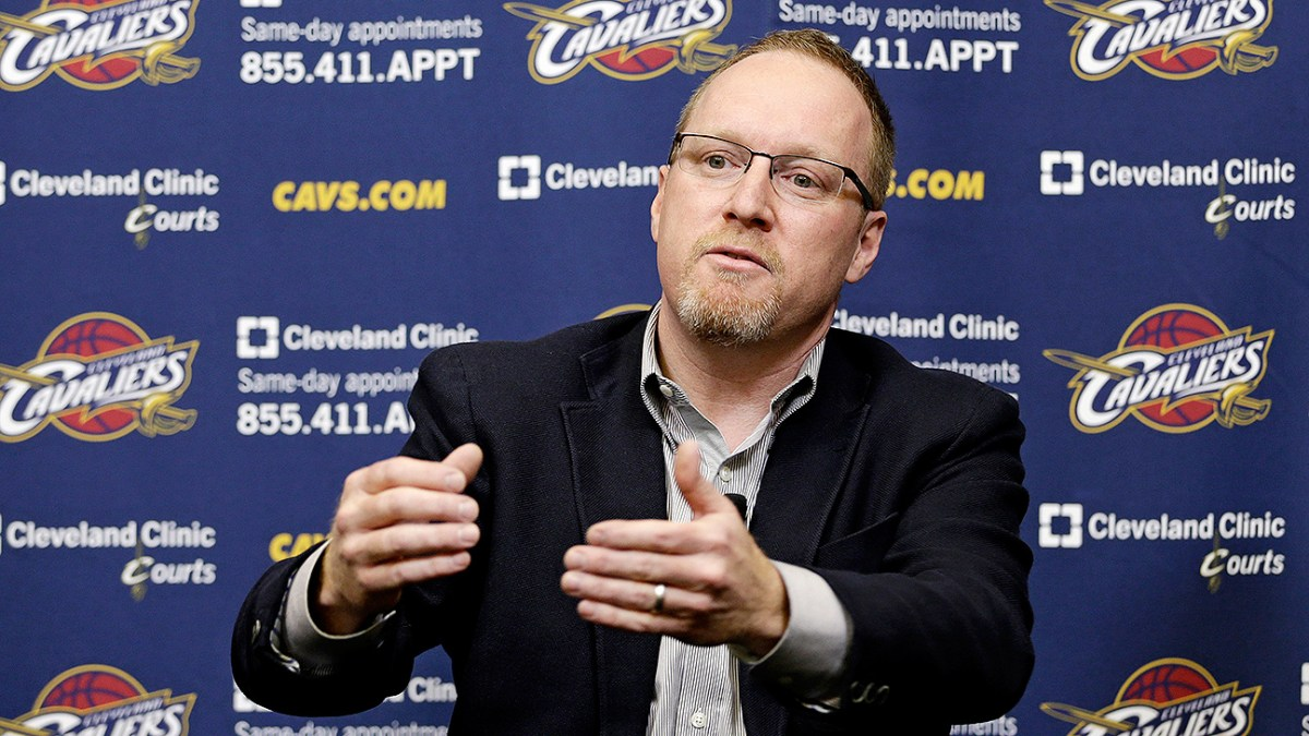 #Cavs On Court Failed, Front Office Came Out Swinging