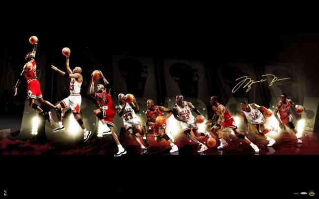 Michael Jordan Athletes