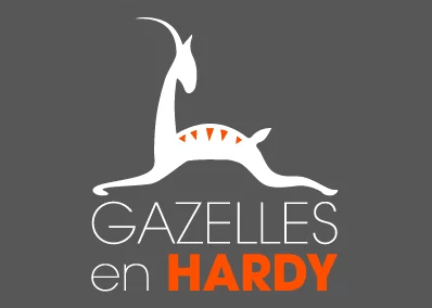 Communication visuelle | Les gazelles en hardy