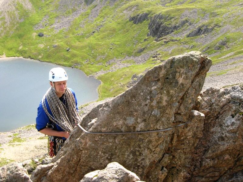 Advanced Scrambling Courses in Snowdonia