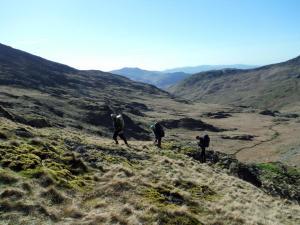 Snowdonia has it all, hills, cliffs, sea...
