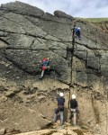 Family taster Climbing session this Easter in Pembrokeshire