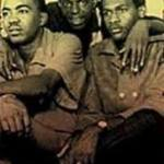 The Uniques - left to right: Lloyd Charmers/Slim Smith/Jimmy Riley