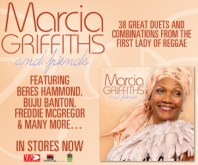 "CD REVIEW BY MARLON BURRELL: ""MARCIA GRIFFITHS & FRIENDS"""