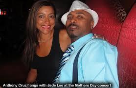 Jade Lee with Anthony Cruz