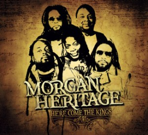 MorganHeritage:HereComeTheKings