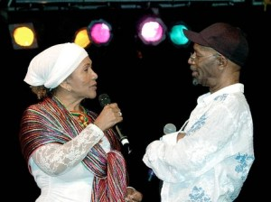 Marcia Griffiths & Beres Hammond
