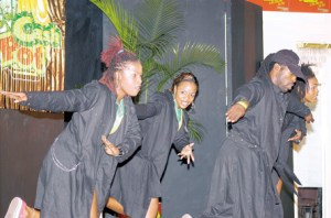 Dance Expressionz Dancers