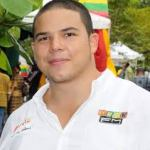 Chad Young, former CEO of Irie FM