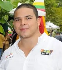 Chad Young, CEO of Irie FM