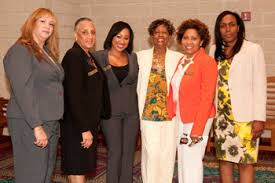 Members of Jamaican Women Of Florida