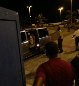 Tommy Lee Sparta in custody