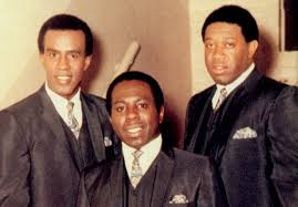 The Impressions L-R Curtis Mayfield, Sam Cash