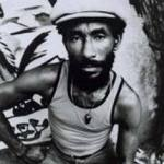 Lee Scratch Perry in his Black Ark Studio in the 1970's