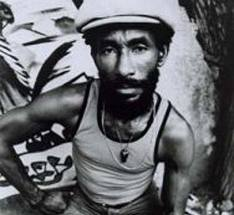 Lee Scratch Perry in the 1970's
