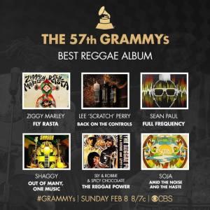 GrammyReggaeNoms2014