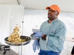 Chef Irie